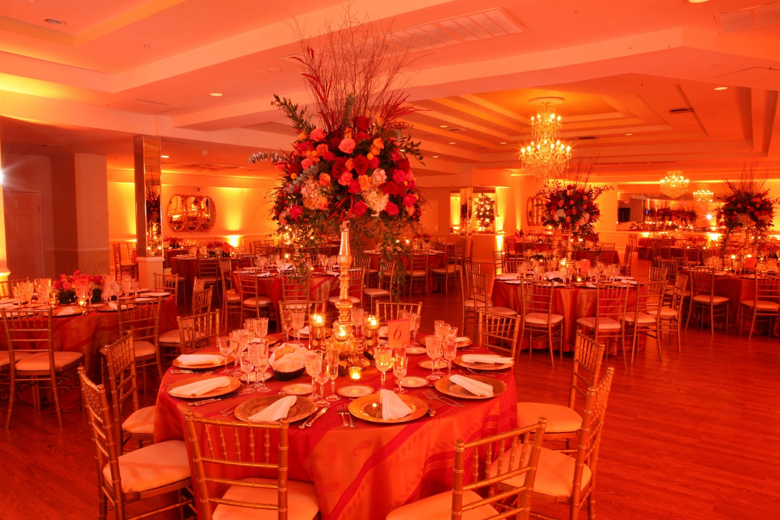 Wedding Reception Table Decorations On A Budget