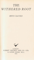 <i>The Withered Root</i> (1929) - Rhys Davies