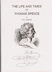 <i>The Life and Times of Thomas Spence</i> P. M. Ashraf