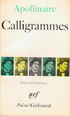 <i>Caligrammes</i> - Guillaume Apollinaire