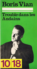 <i>Trouble dans les Andains</i> - Boris Vian
