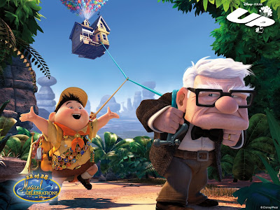 heres another free disney download to share its a scene from disneys new movie up which opens may 29 the movie tells the story of 78 year old carl - Free Disney Games For 4 Year Olds