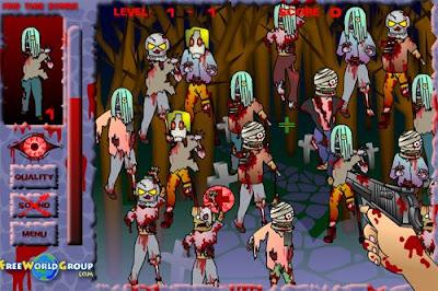Hidden Zombie