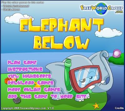 Elephant Below