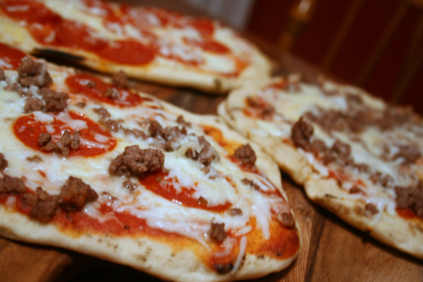 How To Grill Pizza Recipe — Dishmaps