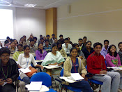Oracle session at Infosys Chandigarh