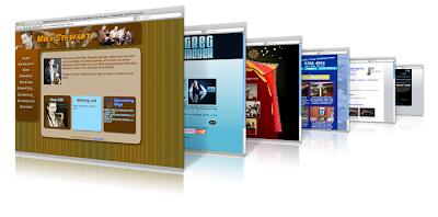 يسعى المدون دائماً الى البحث عن مواقع الخدماتية التي تقوم بتزويد المدون.