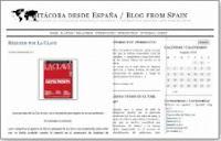 Bitácora Desde España