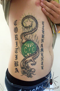 coritiba Tattoo