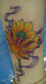 Tatuagem feita por Akemi Tattoo