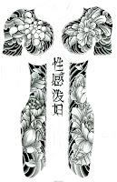 Munewari Tatuagem Oriental