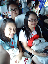 In Bus went to Sepilok
