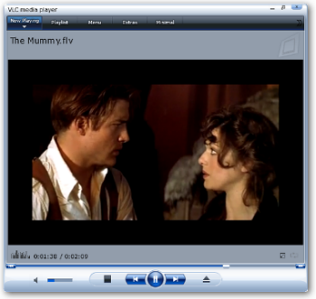 Blissta+skin 10 skin keren VLC Media Player