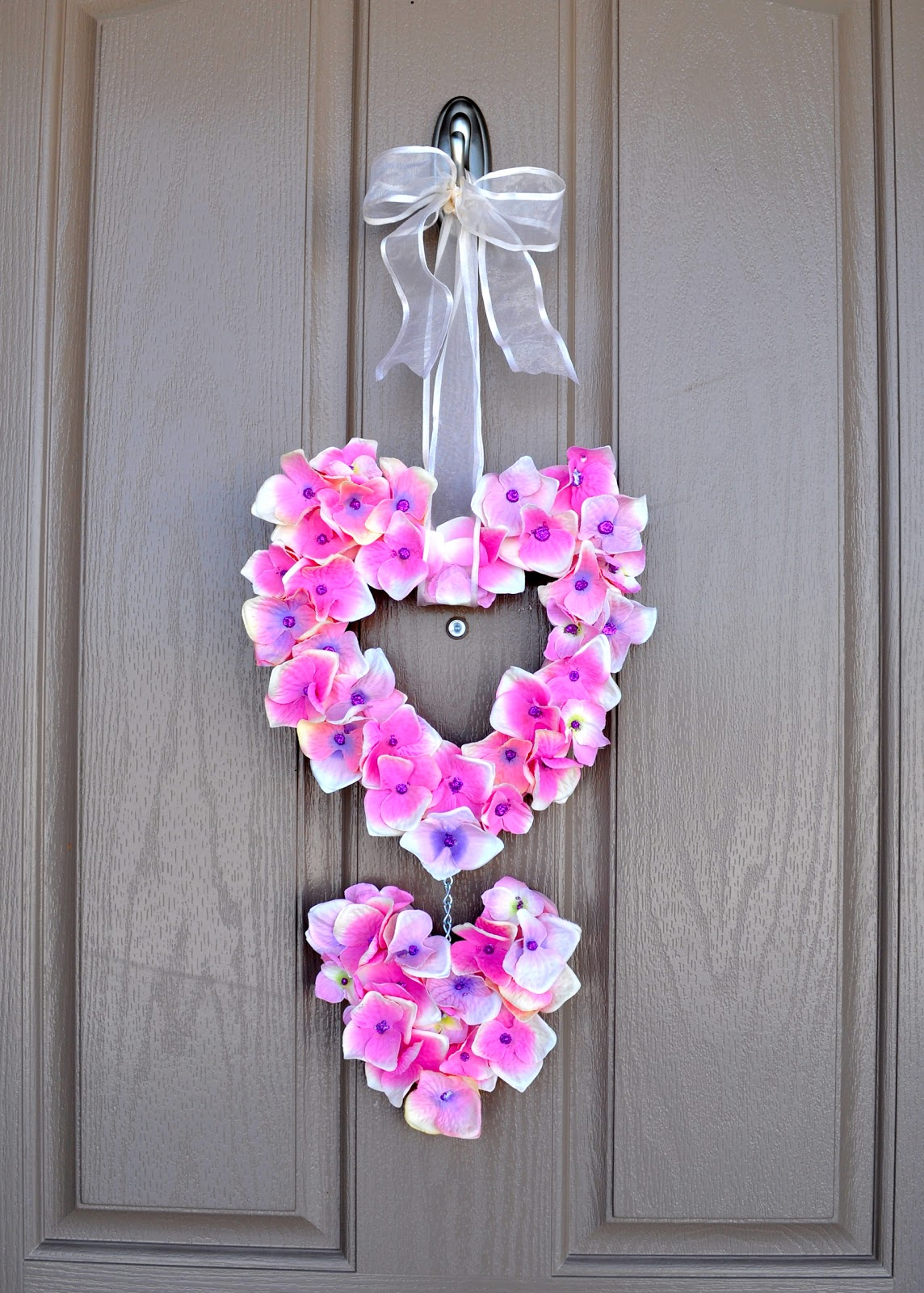 Sassy sanctuary valentines wreath door hanging valentines wreath door hanging rubansaba