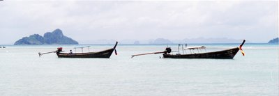 Phi Phi, Thailand 2002