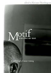MOTIF: Writing by Ear (MotesBooks, 2009)