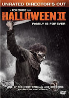 Filme Poster Halloween II UNRATED DVDRip x264-ARROW