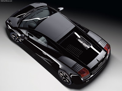 2007 Lamborghini Gallardo Nera. The Lamborghini Gallardo Nera,