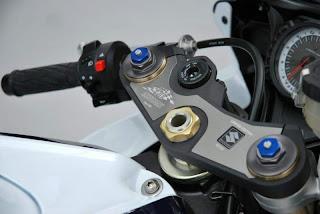 25th motorcycle Suzuki GSX-R600 Anniversary