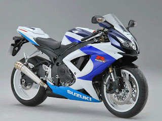 25th motorcycle Suzuki GSX-R600 Anniversary