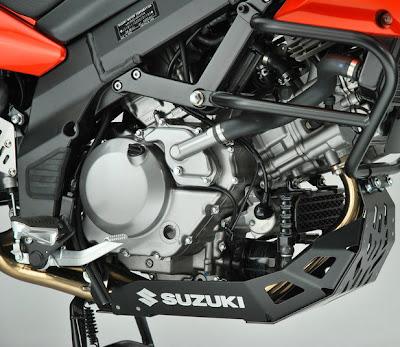 2010 Suzuki V-Strom 650 XPEDITION