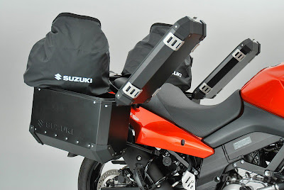 touring motor Suzuki V-Strom 650 XPEDITION trend