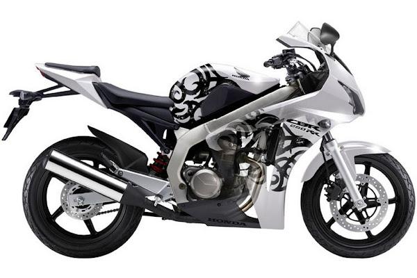2011 New Honda CBR250RR