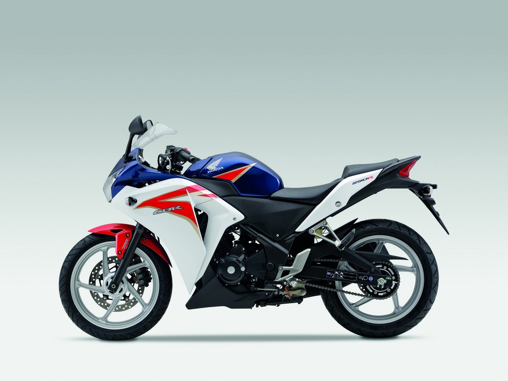 2011 New Honda Cbr250r New Motosport Custom Concept