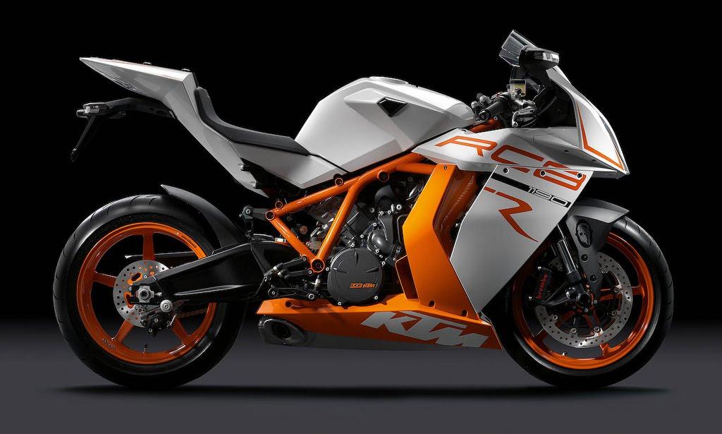 Ktm Rc8r White. 2011 NEW KTM RC8 R