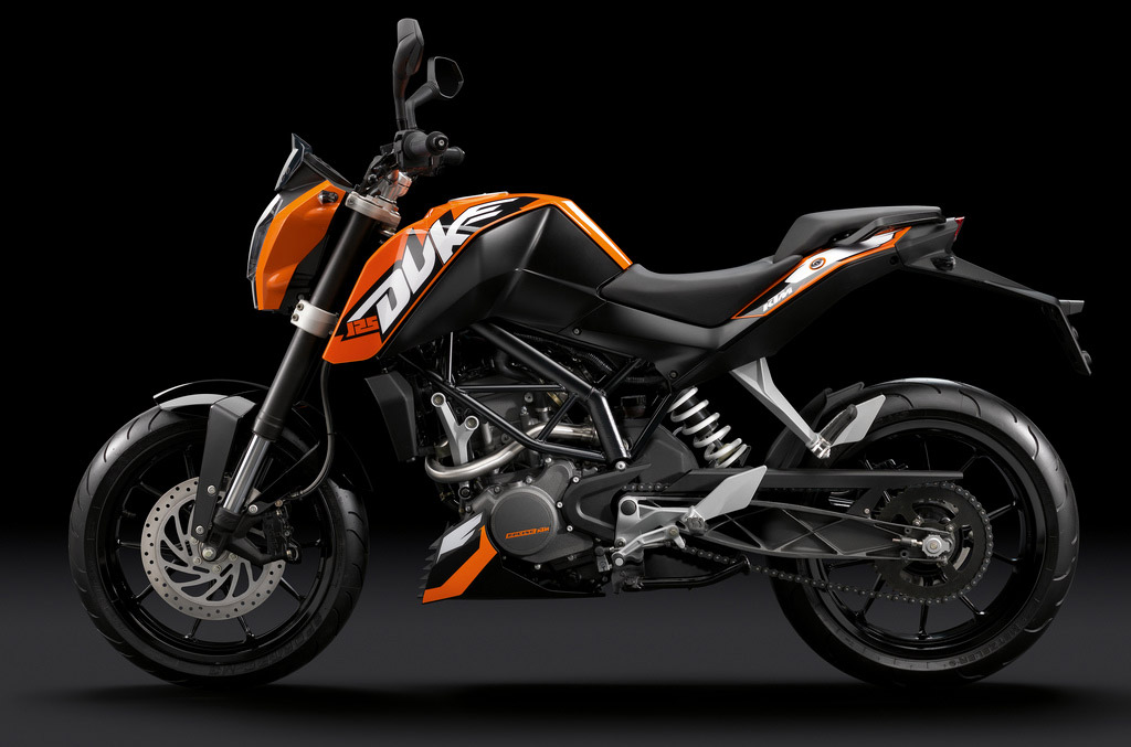 2011 KTM 125 Duke. 2011 is set to become a very special year for young