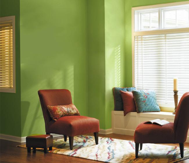 Carta colores pintura satinada recuplast para interior for Pintura pared interior colores