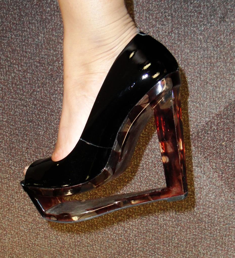 Unique Platform Heels