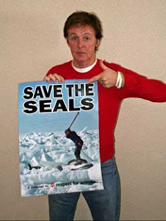 Sir Paul McCartney - Vegetarian Society Patron