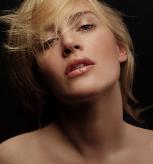 fur coats, skin and naked Kate Winslet