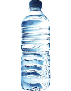 plastic bottled water bottle estrogen hormones