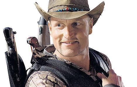 Woody Harrelson Zombieland