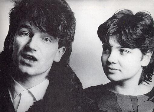 U2 Sombras e Árvores Altas - Blog: Biografia: Ali Hewson