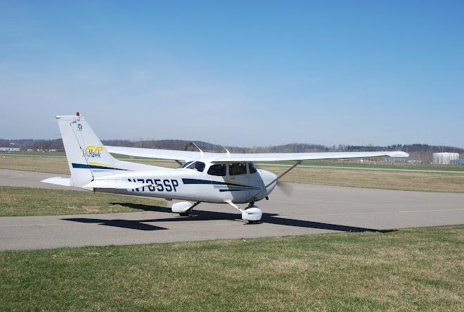The Plane I Flew
