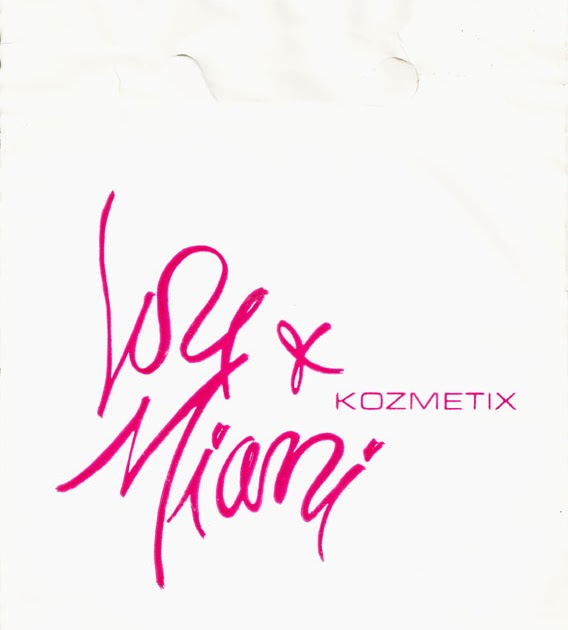 Lou Miami The Kozmetix Lou Miami The Kozmetix