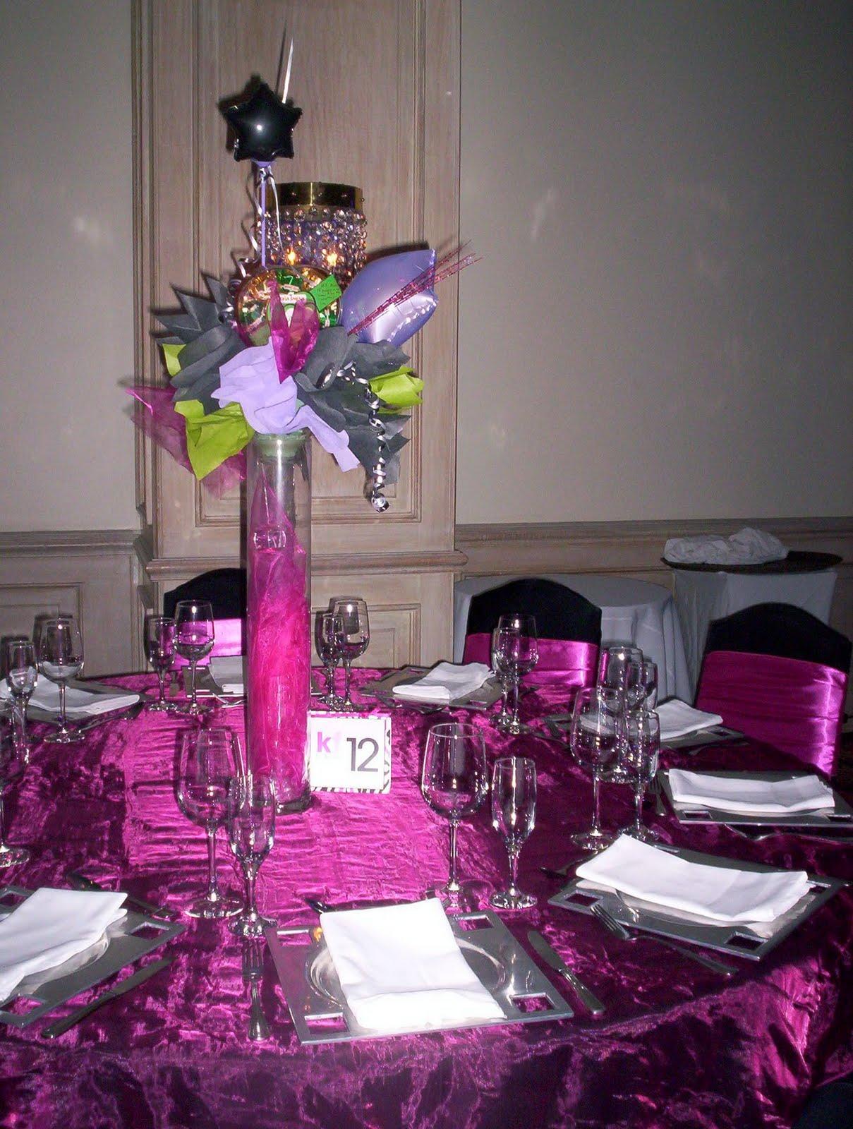 Centros de mesa decoraciones recuerditos organizacion - Decoraciones de salones ...