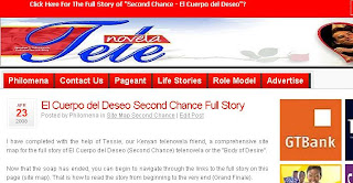 New Telenovela Love Stories Mega Blog