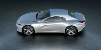 2010 Peugeot SR1 Concept Car Revealed