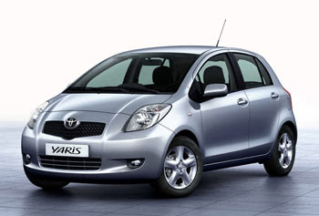2010 Toyota Yaris SR Reviews and Specification