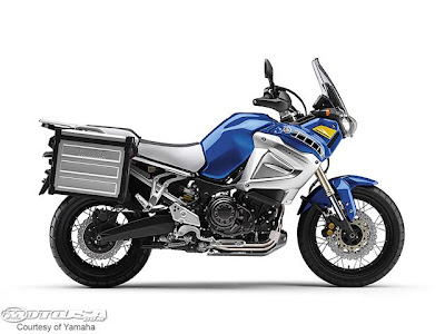 2010 2011 New Yamaha XT1200Z Super Tenere First Look, Reviews and Specification