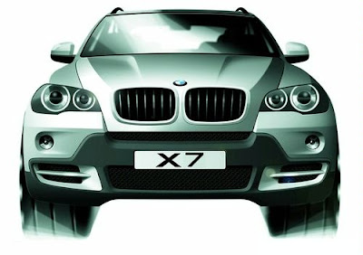 New 2010 2011 BMW X7 May Yet Surface First Look, Reviews and Specification