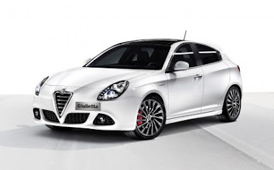 New 2010 2011 the Alfa Romeo Giulietta GTA and the Fiat Punto Ages hybrid