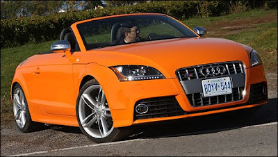 New Audi TT 2009 2010: Reviews and Specification