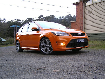 New Ford Focus XR5 Turbo 2009 : Review, Road Test and Specs