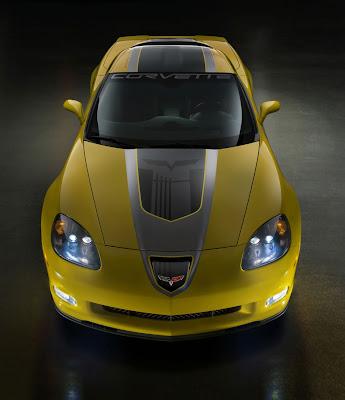 Corvette GT1 Championship Edition 2009 2010