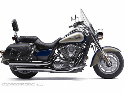 New Kawasaki Vulcan® 1700 Classic 2009  : Reviews and Specs